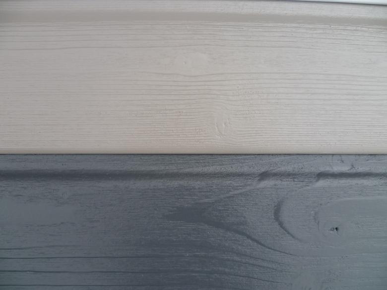 photos bardage clin bois de couleur peint 2 me choix la qualite a prix. Black Bedroom Furniture Sets. Home Design Ideas